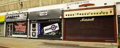 Resultado de imagen para tiendas de guitarras