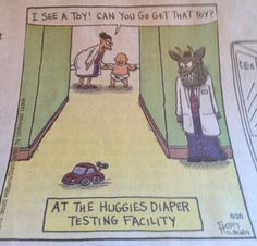 One of the funniest newspaper comics I've seen in a while - Imgur
