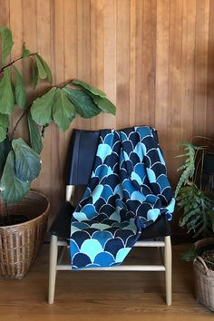 The Zellige Throw, inspired by the zellige tiles of Morocco, pairs amazingly in a room full of plants, making the green in its oceanic scallops pop. We hope it takes you some place magical. Moroccan Tiles, Moroccan Bathroom, Couch Throws, Mermaid Blanket, American Made, Baby Shop, Recycling, Delicate, Mid Century