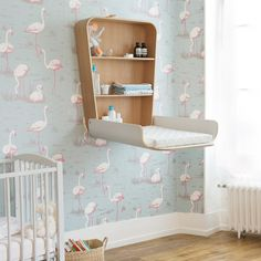 Charlie Crane Noga Changing Table | Houseology