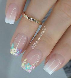 Irish Nails, Cute Nails, Nail Designs, Hair Beauty, Nail Art, Makeup, Instagram, Nail Arts, Gel Nail