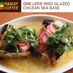 Marley Coffee | Cooking with Coffee: Marley Coffee and Miso Glazed Chilean Sea Bass - Marley Coffee