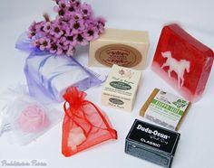 Schlichtes feine Seifen  Edle Naturseifen zu fairen Preisen, die auch noch hübsch ausschauen - bei Schlichtes feine Seifen gibt es das!