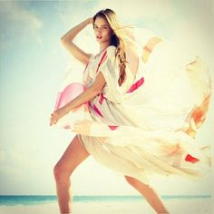 #fashion #beach #ocean #wave #wind #model #red #white #dress #surf #sand #california #england #europe #london #paris #france #style blonde - @flawlessly_flawed- #webstagram