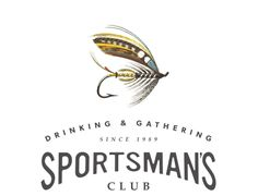 Sportsman's Club |  Looks like mostly a guys' bar, but I want to go and talk fishing.