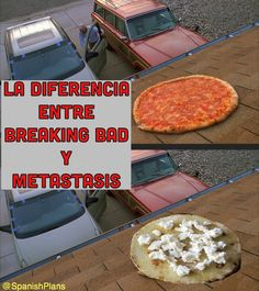 Differences between the US version of Breaking Bad and Colombian version Metastasis