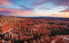 Parco nazionale del Bryce Canyon, Utah. Michael Hindmand