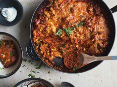 Eine super Alternative zu Enchiladas oder Fajitas. Es macht Spaß immer wieder neue mexikanische Rezepte auszuprobieren!