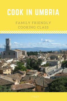 Learning to cook in a beautiful agriturismo in Umbria is a great way to spend a day in Italy with kids. This cooking class with cook in Umbria is fun for the whole family and takes place in a typical Italian country house with a large garden and a pool. You can visit for the day  or make it your base to discover the area as the agriturismo is super welcoming for families and offers rooms equipped with all comforts