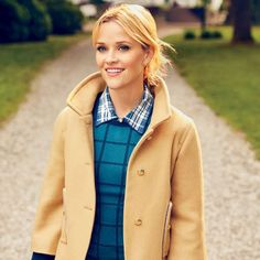 Reese Witherspoon: The SL Photo Shoot: Style Icon
