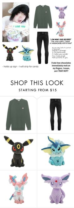 """""""MORNING"""" by killjoy-717 ❤ liked on Polyvore featuring Maison Kitsuné, Alexander McQueen, Worth, men's fashion and menswear"""
