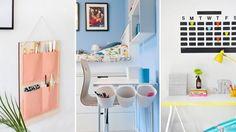 Home Office Design and Organization Storage Ideas