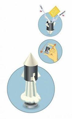 Basteln: Experimente mit Backpulver - [GEO]