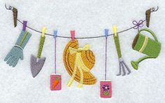 Machine Embroidery Designs at Embroidery Library! - Color Change - F9636
