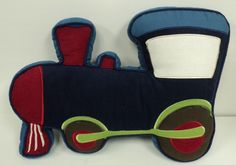 Train Pillow   Kids Room Decorations