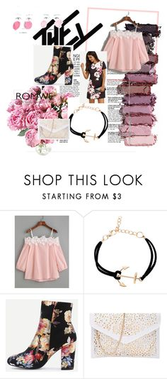 """""""romwe 2/IV"""" by obsessedwithnicestuff ❤ liked on Polyvore featuring Urban Decay, romwe, romwefashion and fashioncombination"""