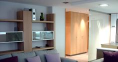 #APARTAMENTO #SALÓN #COCINA by Amalia Vañó -disseny d'interiors-