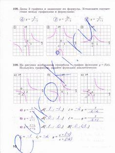 Страница 10 - Алгебра 9 класс рабочая тетрадь Минаева, Рослова. Часть 2