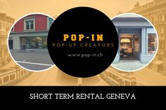 Do you want to launch a Pop up Store in Geneva? Pop-In is a platform that makes it easier for you to find and book a pop-up space. Visit our website and choose a short-term rental in Geneva. Retail Design, Geneva, Pop Up, Shops, Platform, Website, Space, Book, Floor Space