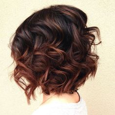Balayage Short Hairstyles