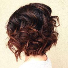 Balayage Short Hairstyles