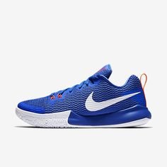 2694dd54aab Nike Zoom Live II Men s Basketball Shoe Basketball Tricks
