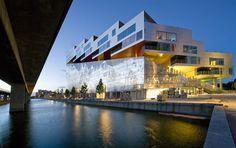 2008 - Mountain Dwellings - Copenhagen - PLOT
