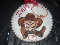 The cowboy cookie