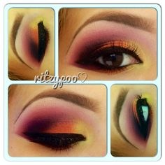 sunset eyes :) sooo awesome!!