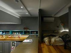 Loft pequeno