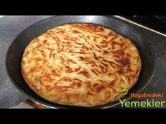 Tava Böreği / Nar gibi kızaran kolay bir tarif - Tava Lezzetleri Bölüm 1 - Ayşenur Altan Tarifleri - YouTube