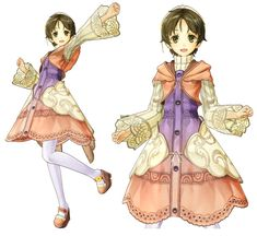 Atelier Ayesha: The Alchemist of Twilight Land.