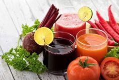 Uma ótima opção para deixar o corpo equilibrado novamente, é o suco detox.