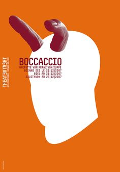 Stephan Bundi, Boccaccio