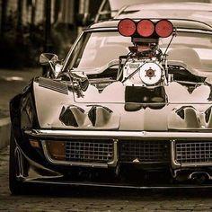 Chevrolet Corvette Stingray w/Supercharger