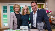 Healthy Protein Shake Recipe from @sophieuliano! Tune in to #homeandfamily weekdays at 10/9c on Hallmark Channel!