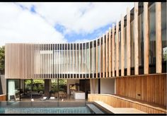 Modern Timber Home Unlike Any Other (16 HQ Images)   Top Timber Homes