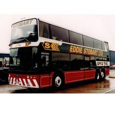 Here we have Deborah Jane - The very first coach to adorn the famous Eddie…