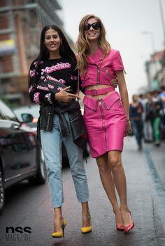 milan street style gilda - Szukaj w Google