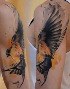 http://www.buzzfeed.com/lj3313/28-incredible-watercolor-tattoos-and-where-to-get-b2ju#.thXMnkeRm3