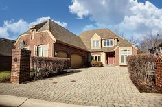 Dream house with paver driveway.  Coldwell Banker Heritage Realtors - 442 RUE MARSEILLE, KETTERING, OH, 45429 Property Profile