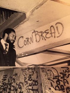 """""""Cornbread"""" Was considered the first american graffiti artist, low and behold from today's lecture this practice actually has its roots in ancient Rome! Graffiti History, Cave Painting, American Graffiti, Graffiti Tagging, Ancient Rome, Black History, Cornbread, Old School, Philadelphia"""
