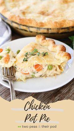 Cheesy Pasta Recipes, Best Chicken Recipes, Turkey Recipes, Pie Recipes, Great Recipes, Dinner Recipes, Cooking Recipes, Favorite Recipes, Recipes