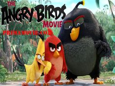 The Angry Birds Movie 2016 American 3D computer animated, action full movie…