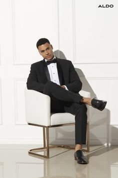 James Bond or Prince Charming? You tell us. The Aldo Shoes men's dress collection is back with new Fall styles.