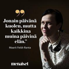 Kansanedustaja Maarit Feldt-Rannan mahasyöpä on uusiutunut. 💔 Hän on sairastanut mahasyövän aiemmin kahteen otteeseen. Facebook-tilillään…