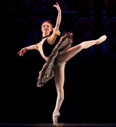 "Evgenia Obraztsova (Bolshoi Ballet) /""Carnival of Venice"" from ""Satanella"" /Dance Open Ballet Festival 2013 /Saint-Petersburg /photo by Stas Levshin"