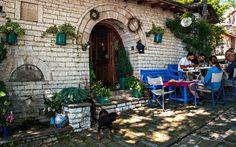 "Dessert shop ""Sterna"" in Kapesovo, Zagorohoria. http://alternatrips.gr/en/epirus/ioannina/dessert-shop-sterna-kapesovo-zagorohoria #alternatrips #epirus #ioannina #dessert_shop_sterna #kapesovo #zagorohoria"