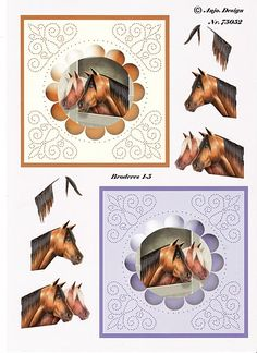Make this with fabric horse head 3D and an opening barn window or Dutsch door