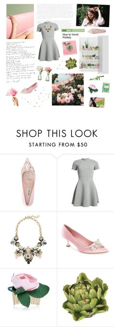 """""""I'm so damn fine / make a b!tch look average"""" by nealsy ❤ liked on Polyvore featuring Miu Miu, Superdry, J.Crew, PLANT, Francesco Ballestrazzi, PEONY and Nearly Natural"""
